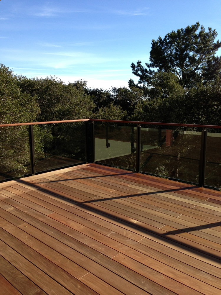 Discovery Bay Aluminum Railing Sausalito Ca Deck Railing